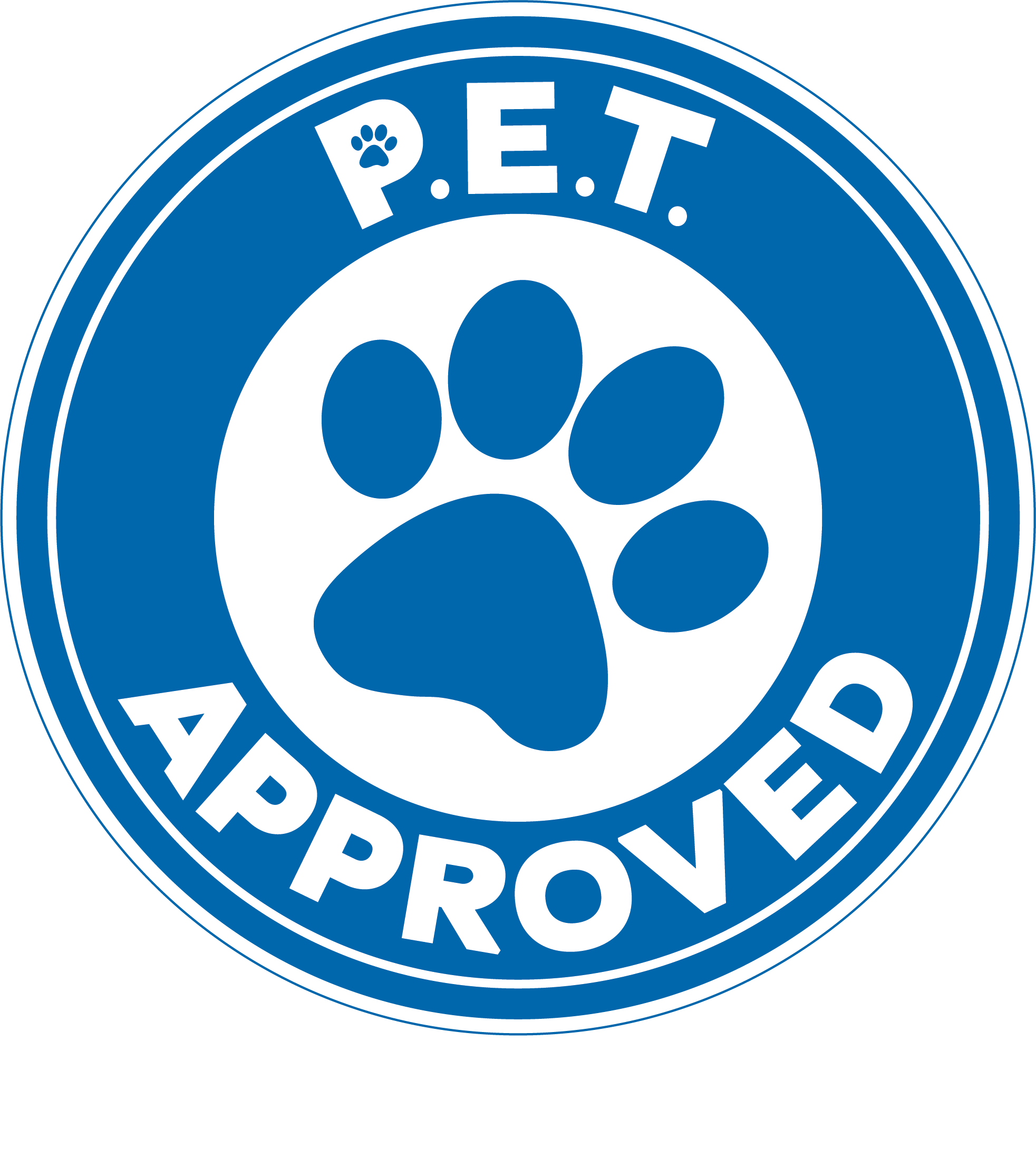 P.E.T. Approved