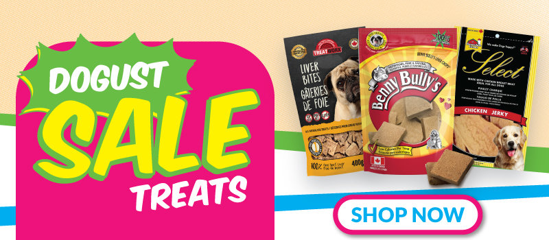 Dogust Sale Treats