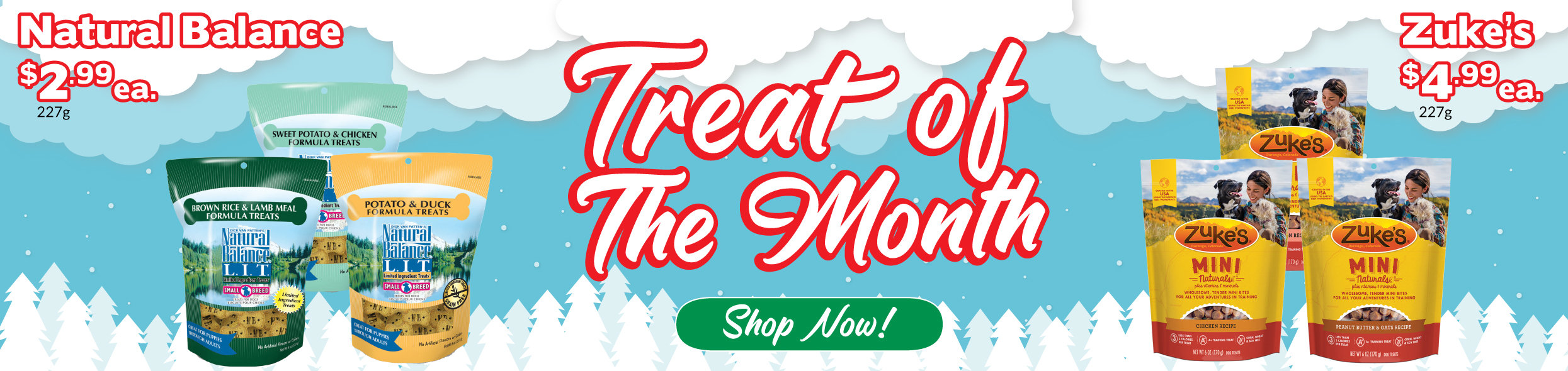December Treat of the Month