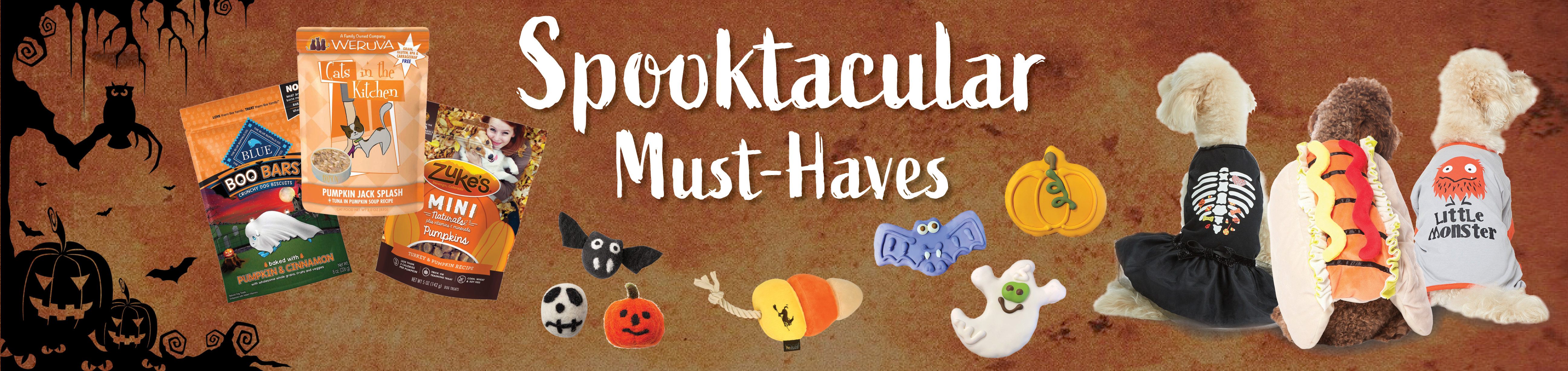 Spooktacular Must-Haves