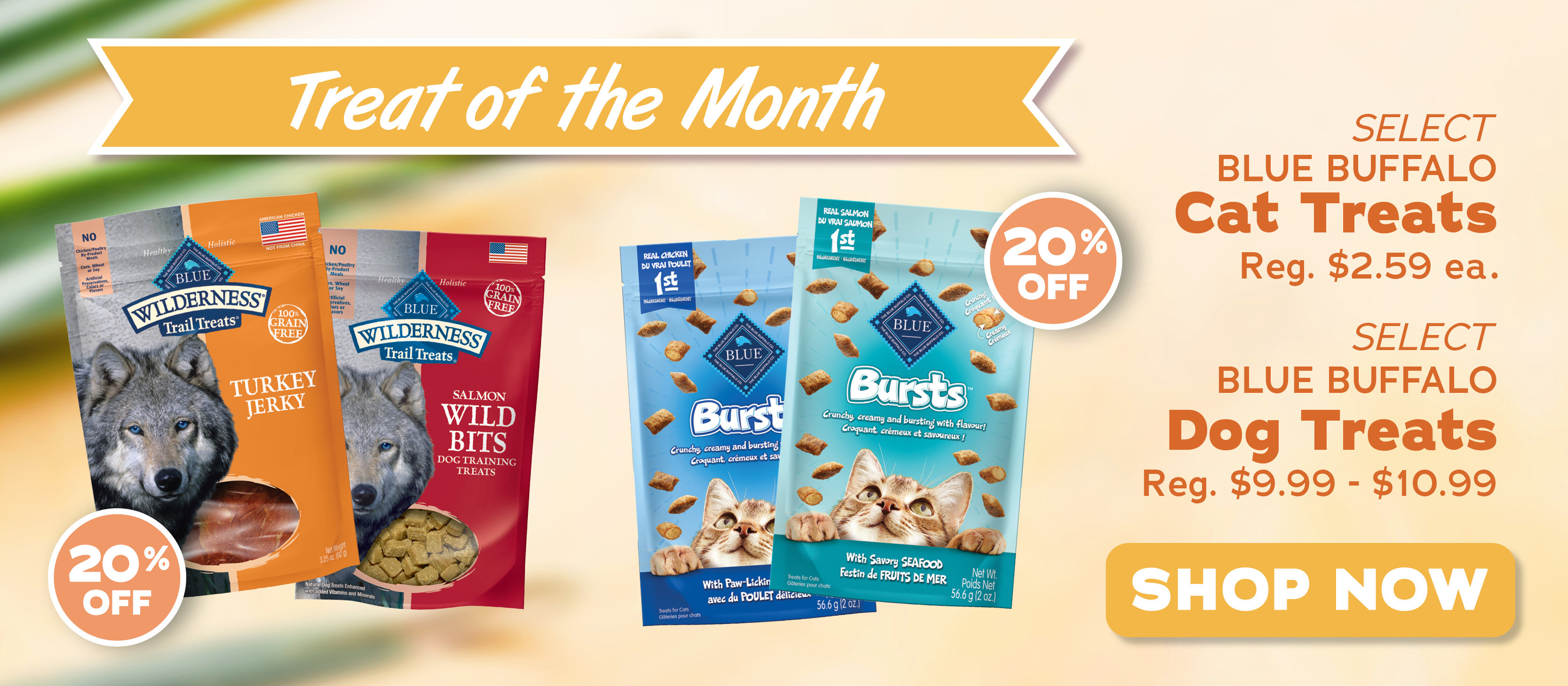 June Treat of the Month
