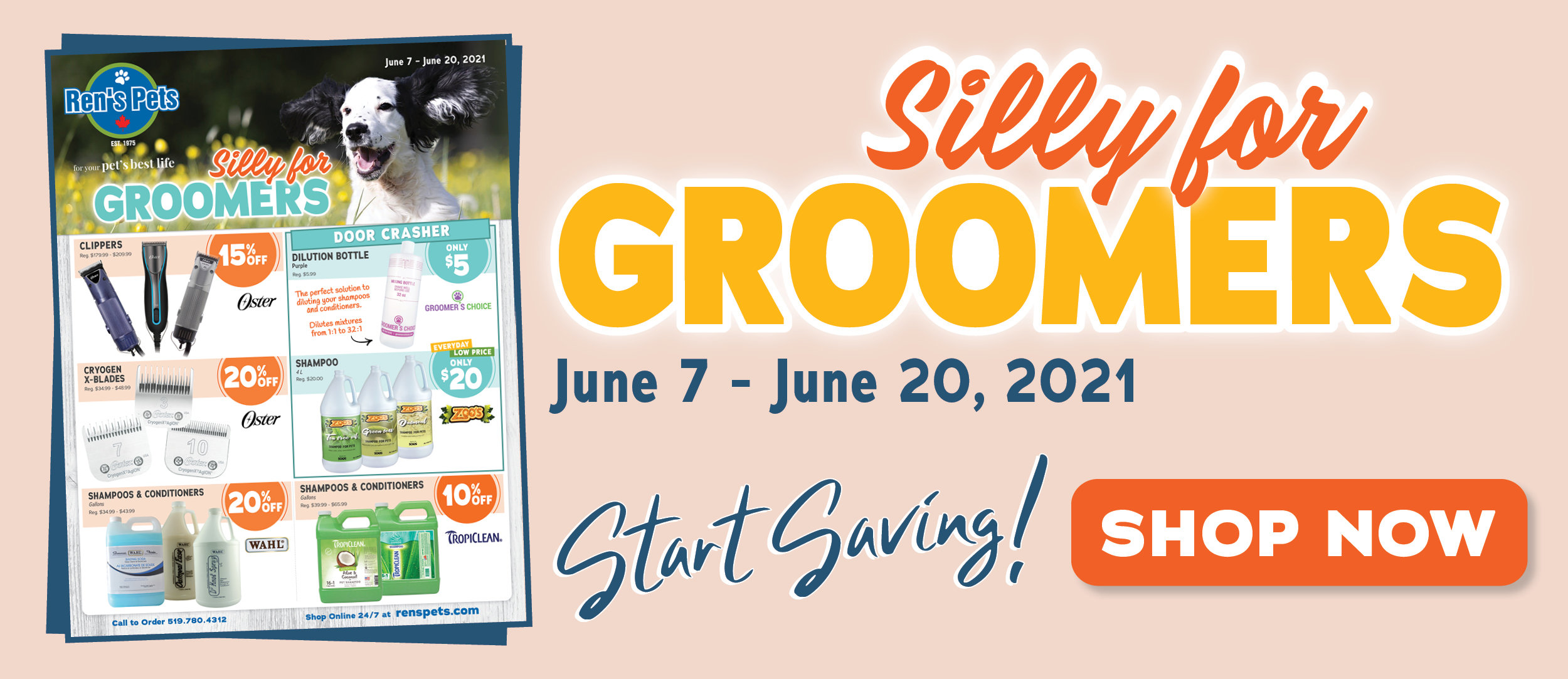June Grooming - Silly for Groomers
