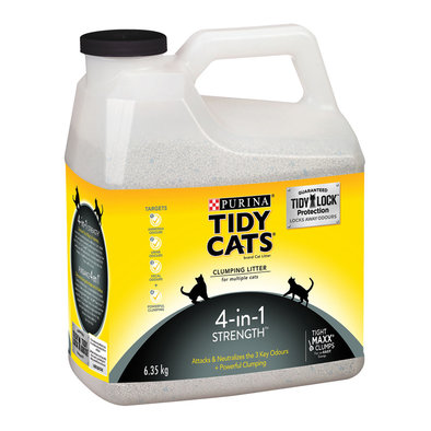 4-in-1 Strength Litter - 6.35 kg