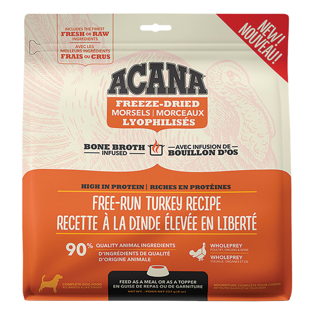 View larger image of Adult - FD Morsels - Free Run Turkey - 227 g