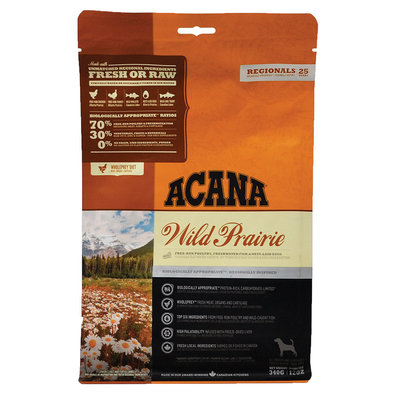 Adult Wild Prairie Dog Food