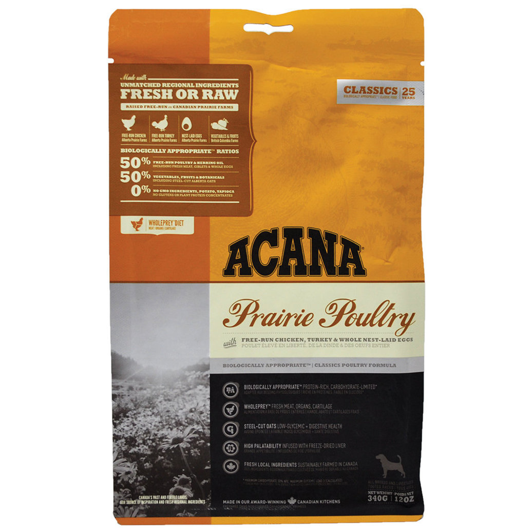 View larger image of Prairie Poultry Dog Food