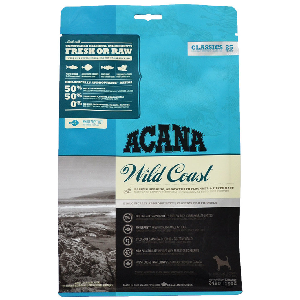 View larger image of Wild Coast Dog Food