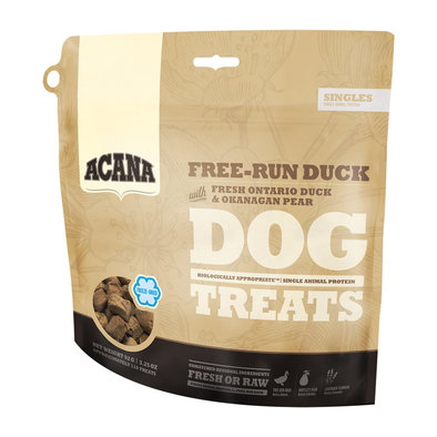 Freeze-Dried Dog Treat - Free-Run Duck