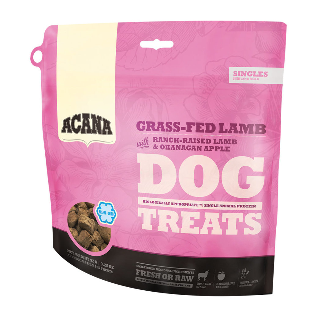 View larger image of Freeze-Dried Dog Treat - Grass-Fed Lamb