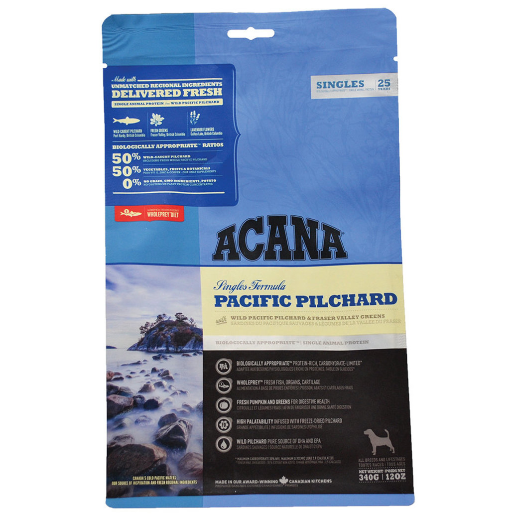 View larger image of Pacific Pilchard Dog Food