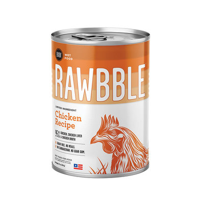 Adult Can RAWBBLE - Chicken - 354 g