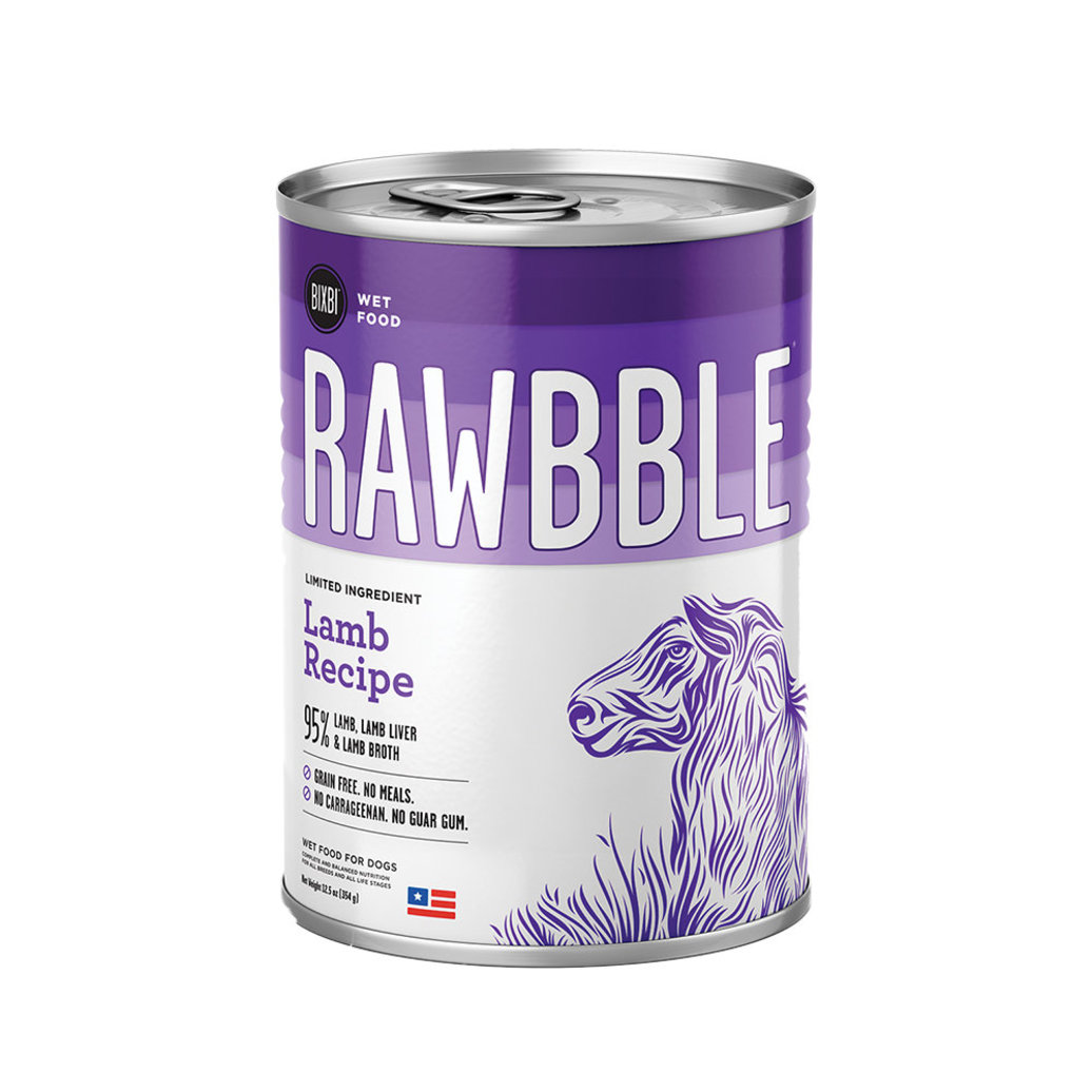 View larger image of Adult Can RAWBBLE - Lamb - 354 g