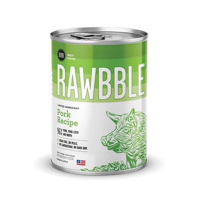 Adult Can RAWBBLE - Pork - 354 g
