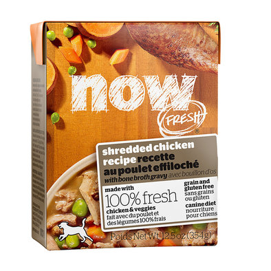 Adult - GF Shredded Chicken - 354 g