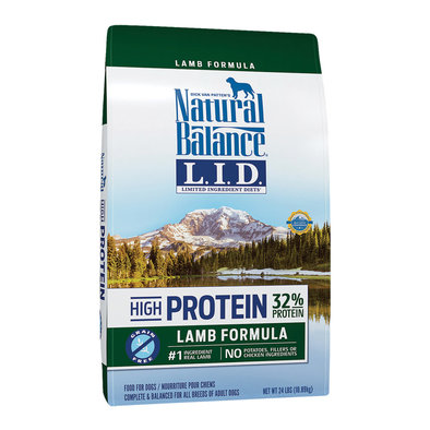 Adult LID High Protein - Lamb - 10.9 kg