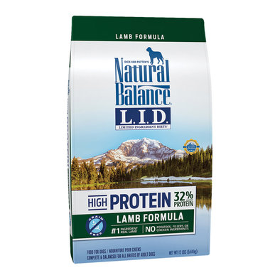 Adult LID High Protein - Lamb - 5.45 kg