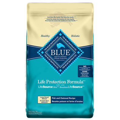 Adult - Life Protection - Large Breed - Fish - 11.7 kg