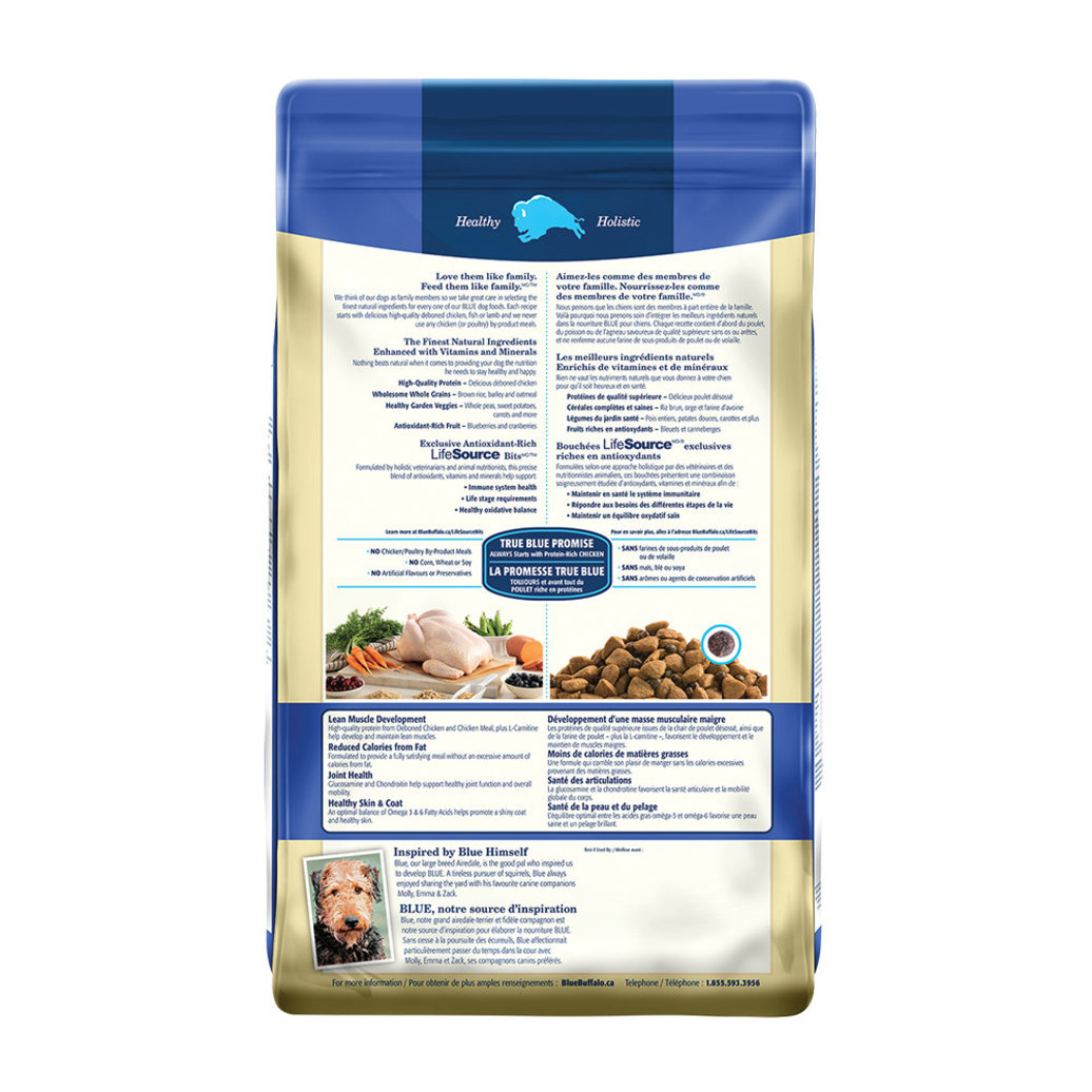 View larger image of Adult - LP - LB - Healthy Weight Chicken - 11.7 kg