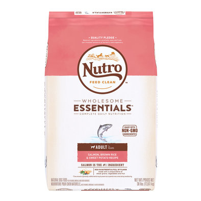 Adult Wholesome Essentials-Fish,Rice&Potato-13.6kg