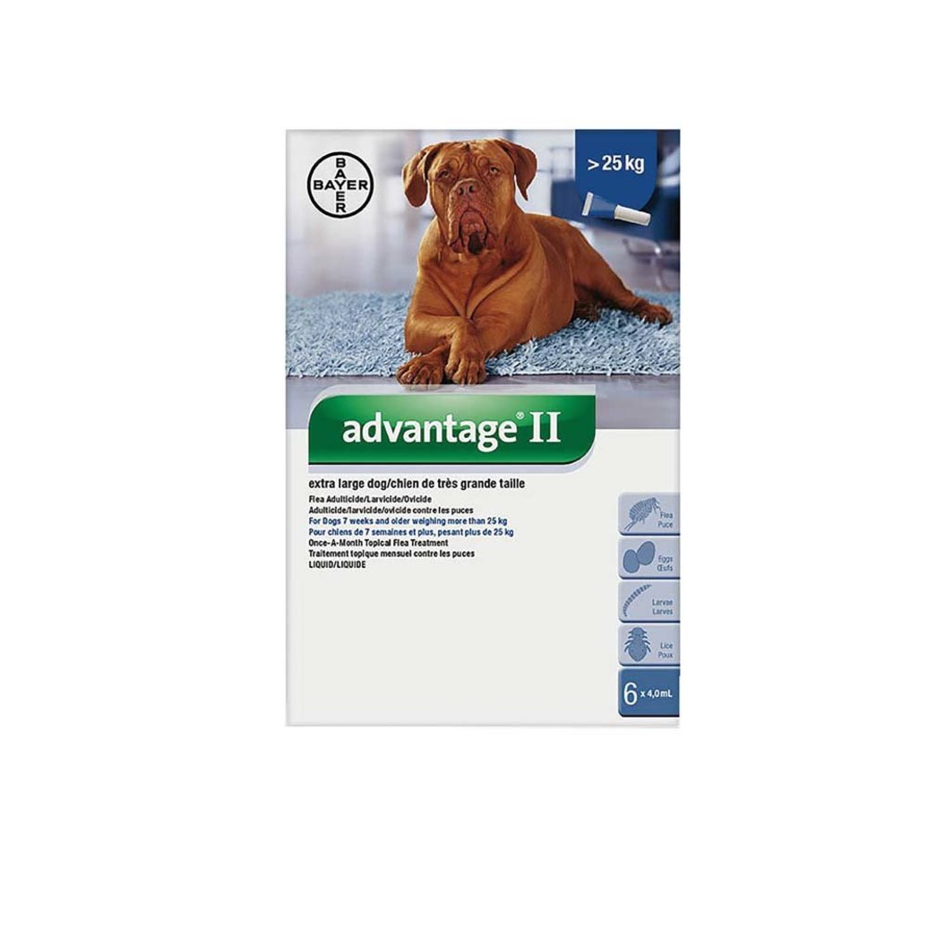 View larger image of Advantage II - >25 kg