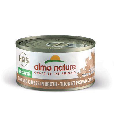 Can Feline Adult - Tuna & Cheese in Broth - 2.5 oz