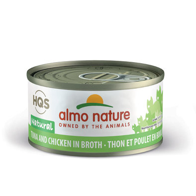 Can Feline Adult - Tuna & Chicken in Broth - 2.5 oz