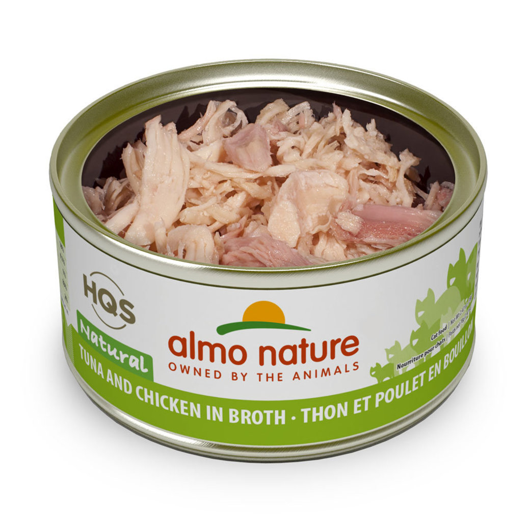 View larger image of Can Feline Adult - Tuna & Chicken in Broth - 2.5 oz