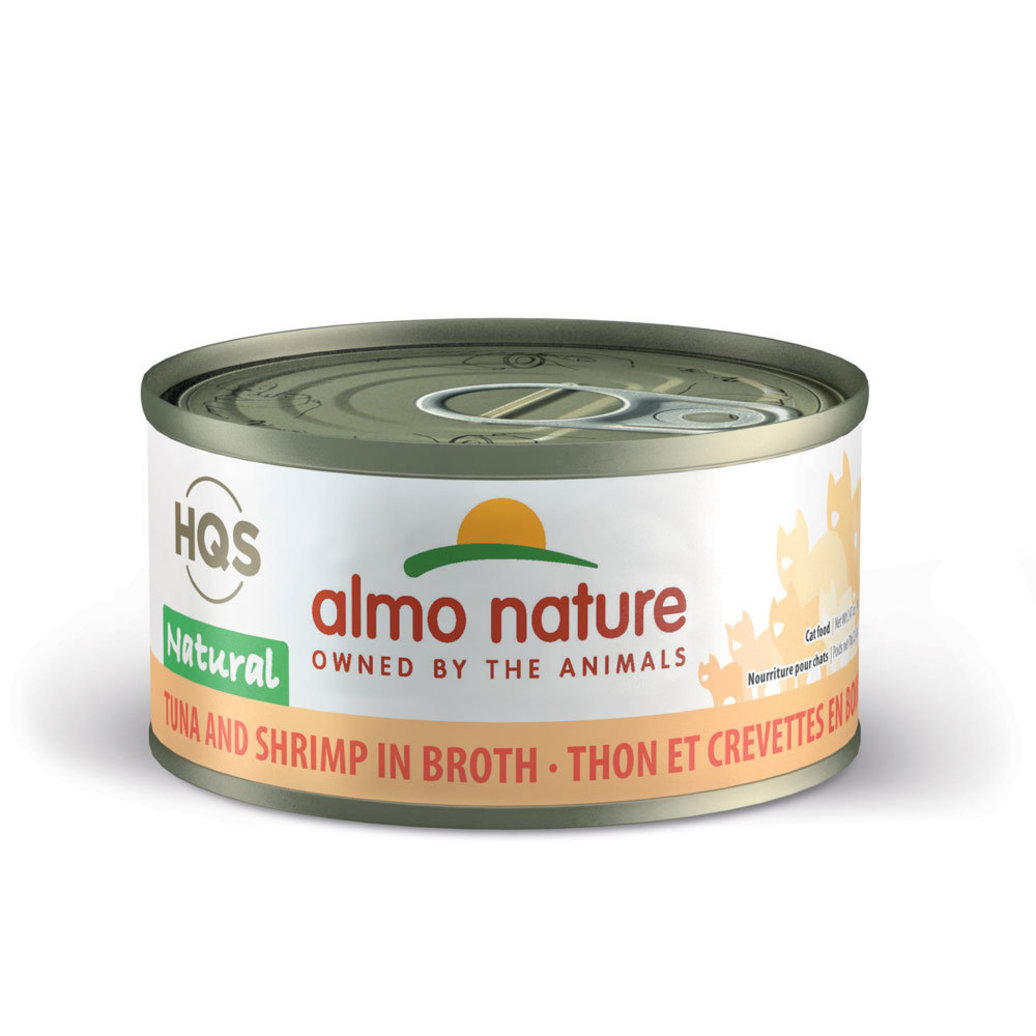View larger image of Can Feline Adult - Tuna & Shrimp in Broth - 2.5 oz