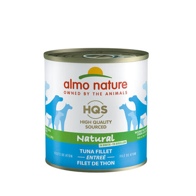 Can, Adult - Tuna Fillet - 280 g