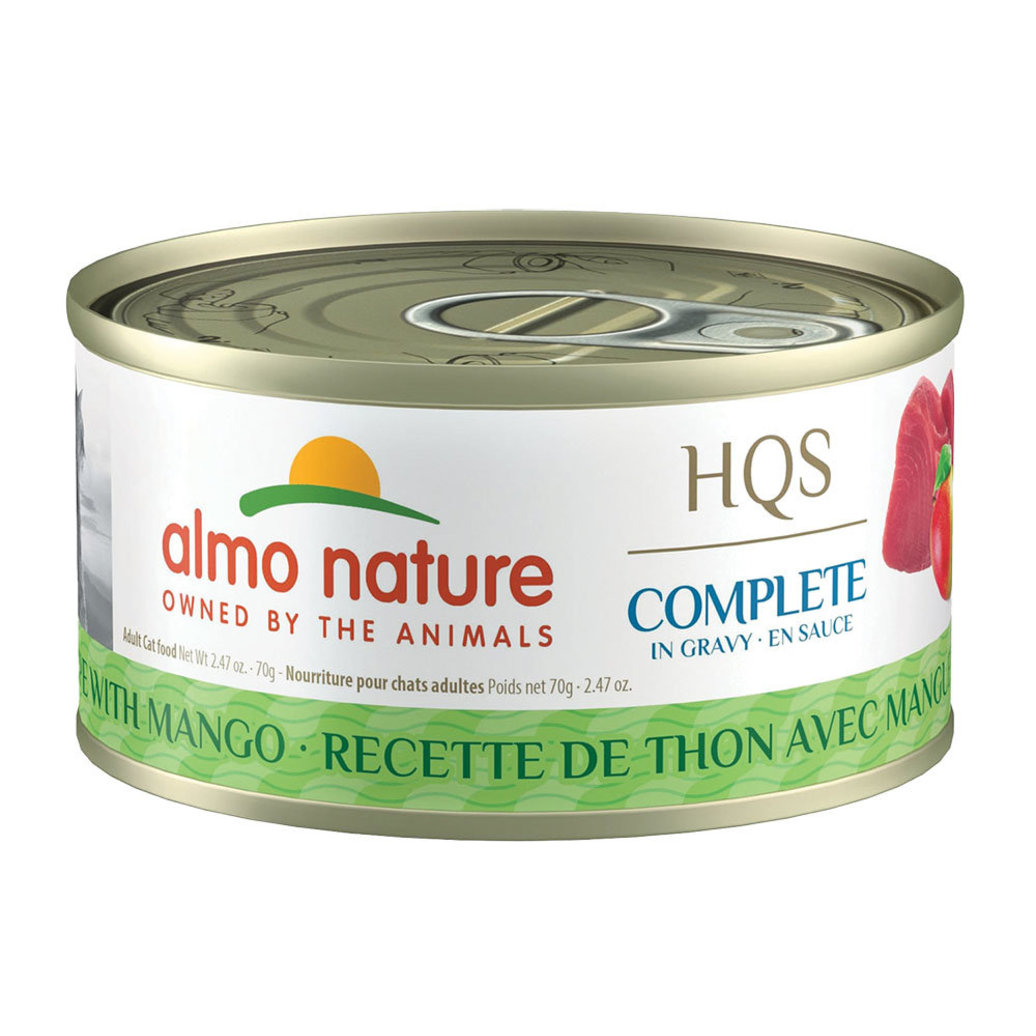 View larger image of Can, Feline - Complete Tuna w/ Mango - 70 g