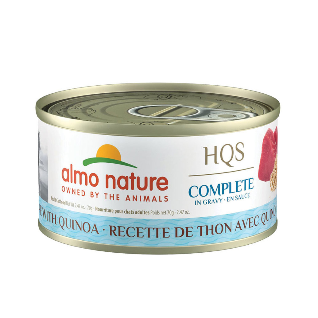 View larger image of Can, Feline - Complete Tuna w/ Quinoa - 70 g