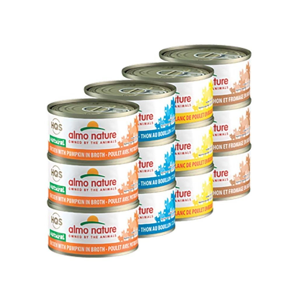 View larger image of Can, Feline - Rotational Pack - Tuna & Chicken - 70 g - 24 pk
