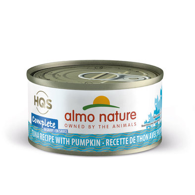 Can, Feline - Tuna w/ Pumpkin - 70 g