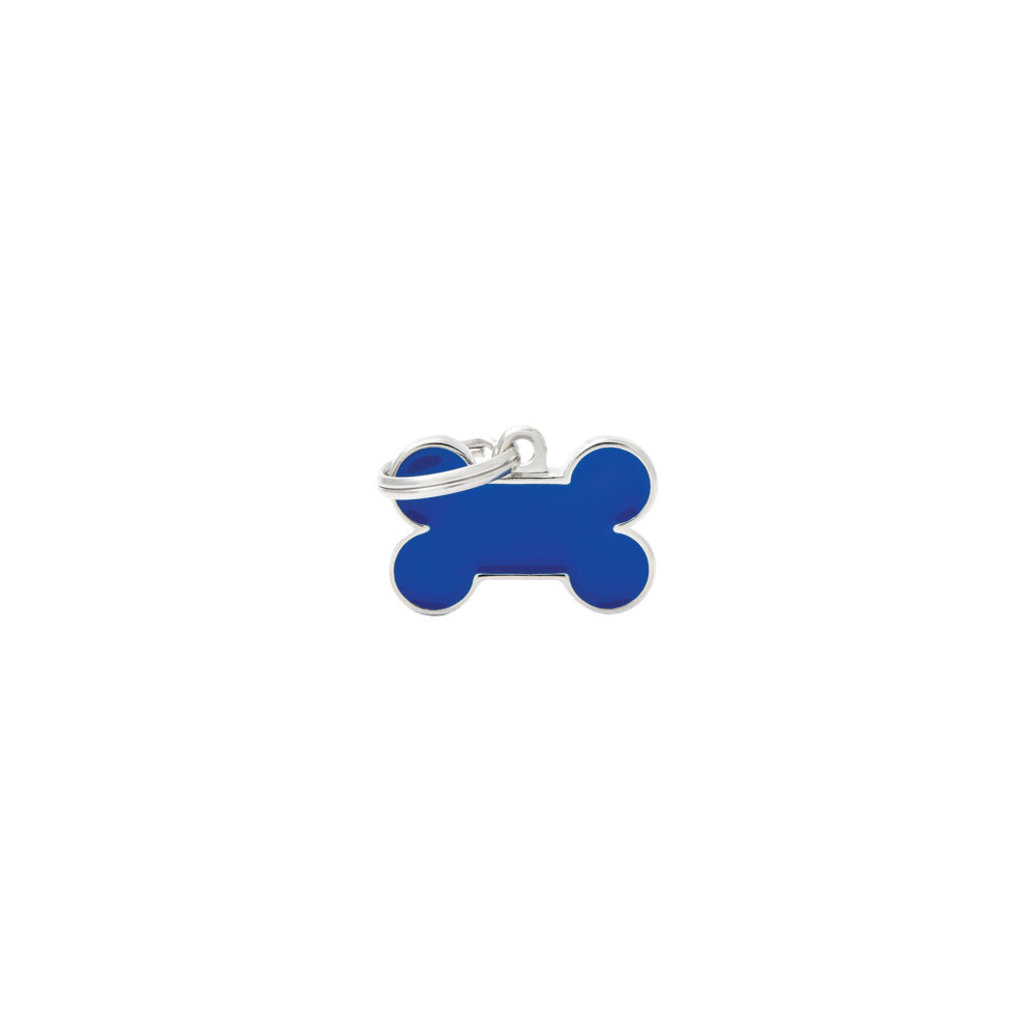 View larger image of Aluminum Bone - Blue - Small