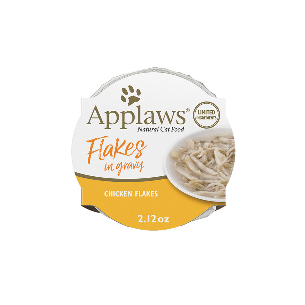 View larger image of Pot, Feline Adult - Chicken Flakes in Gravy - 68 g