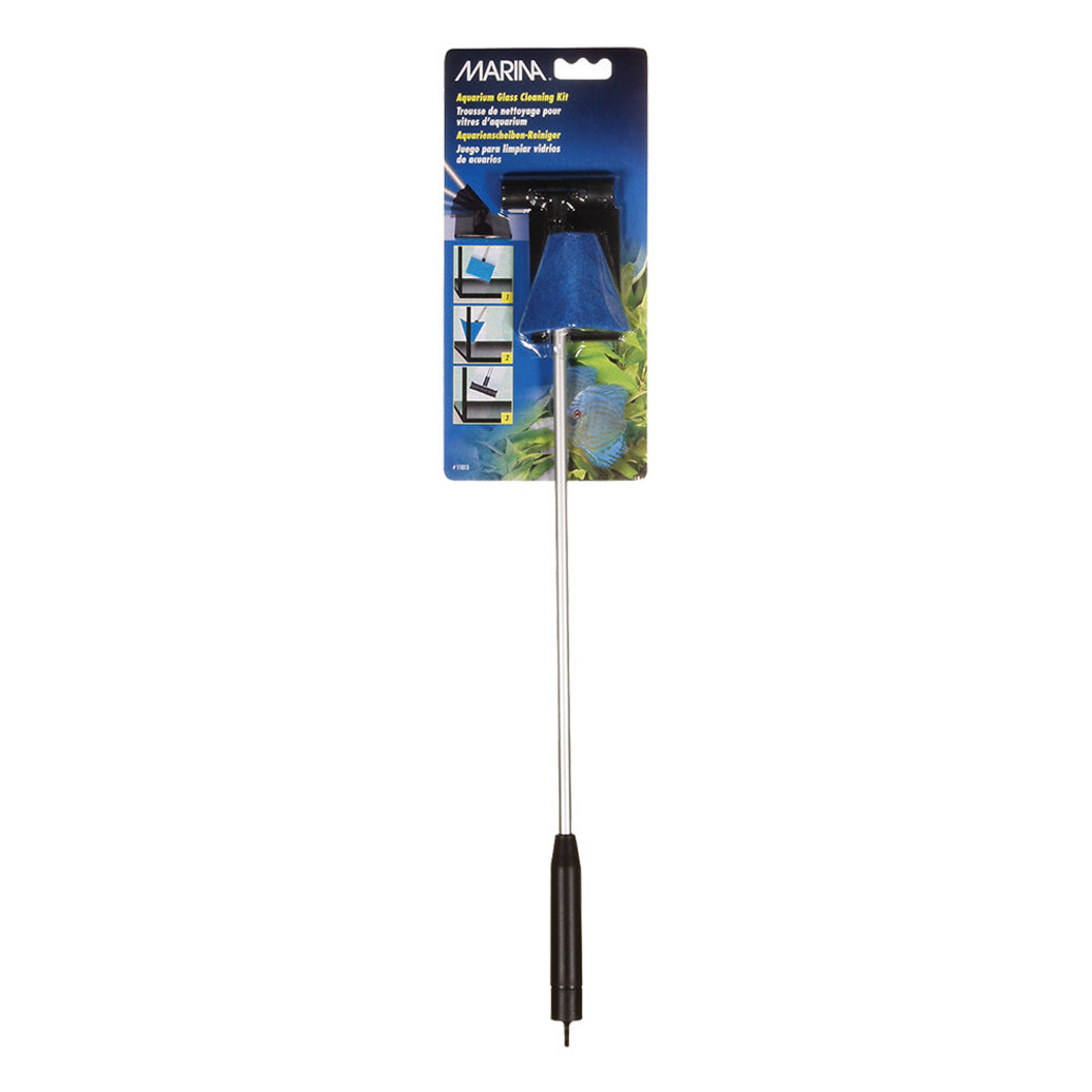 View larger image of Aquarium Glass Cleaning Kit