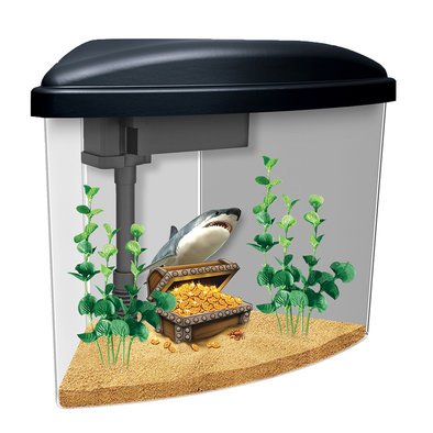 Aquarium Kit Pirates - 3.78 L