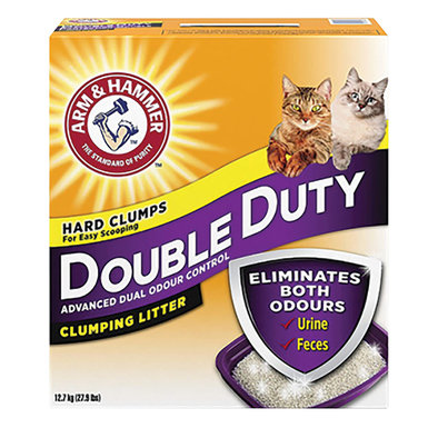 Double Duty Cat Litter - 12.7 kg