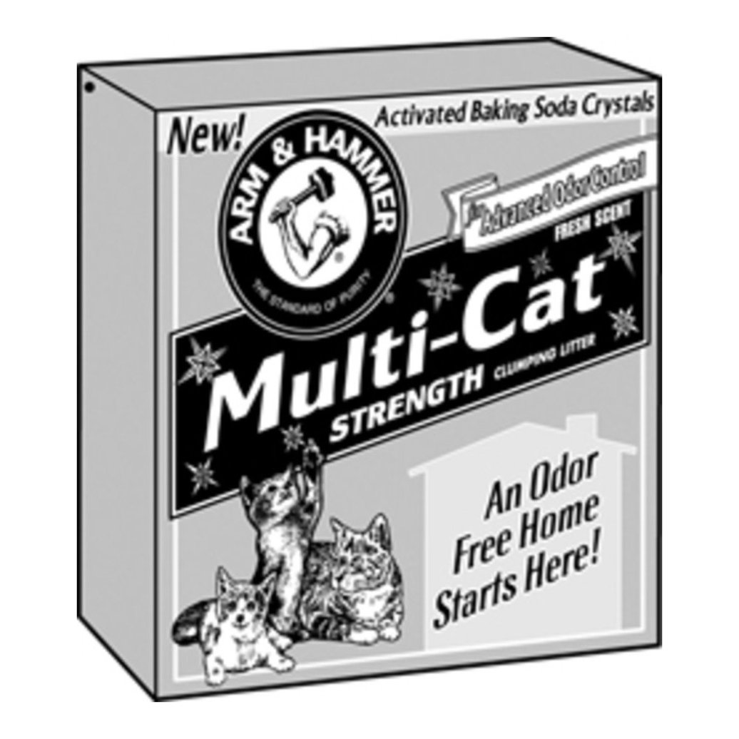 View larger image of Multi-Cat Litter