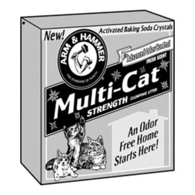Multi-Cat Litter