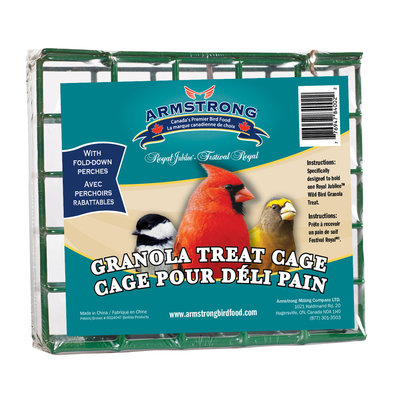 Granola Treat Cage