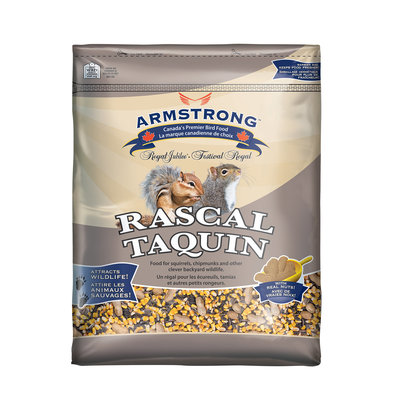 Rascal Squirrels&Chipmunks feed - 3.18 kg