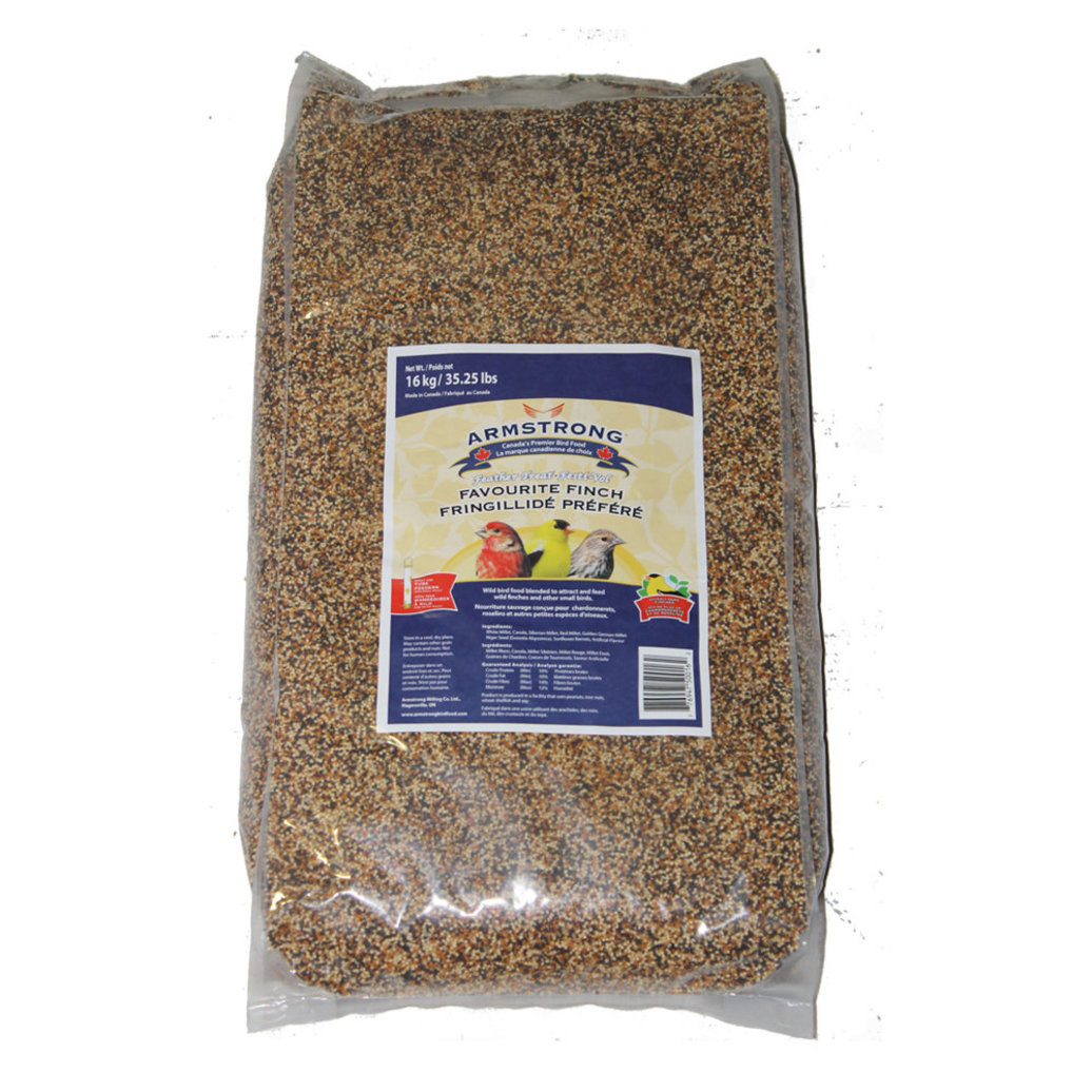 View larger image of Thistle Finch Mix - 16 kg