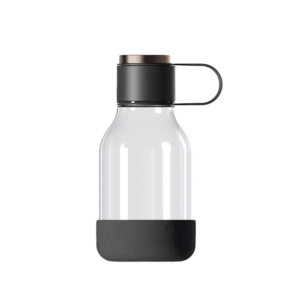 View larger image of Dog Bowl Bottle Lite - Black