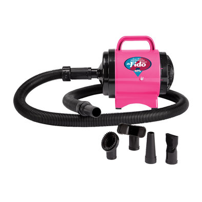 Fido Max 1 Dryer - Hot Pink