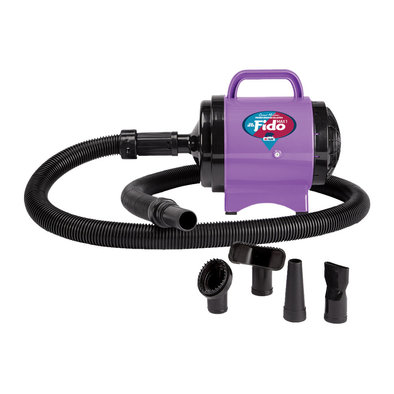 Fido Max 1 Dryer -Purple Ribbon