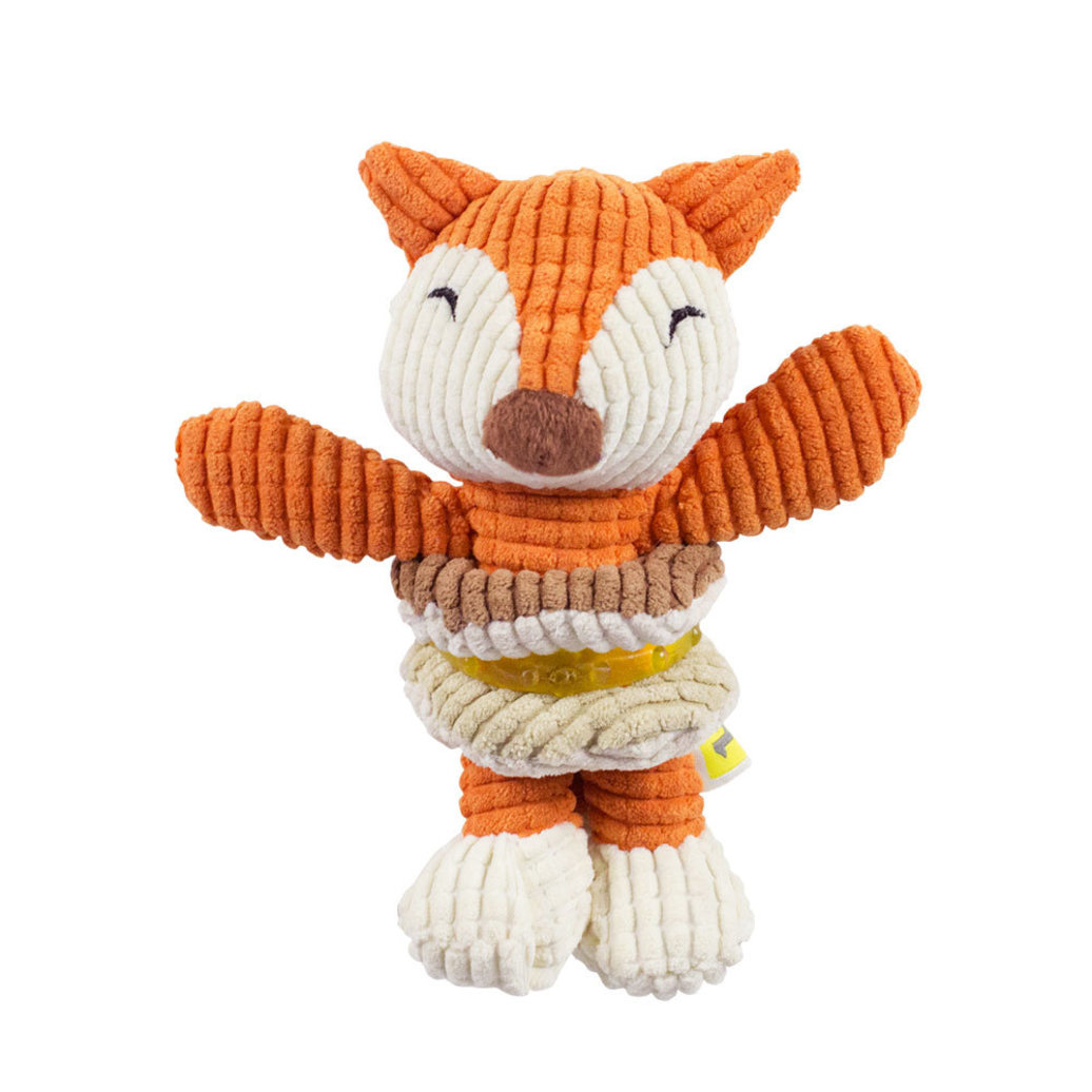 View larger image of Baby Fox Puppy Toy