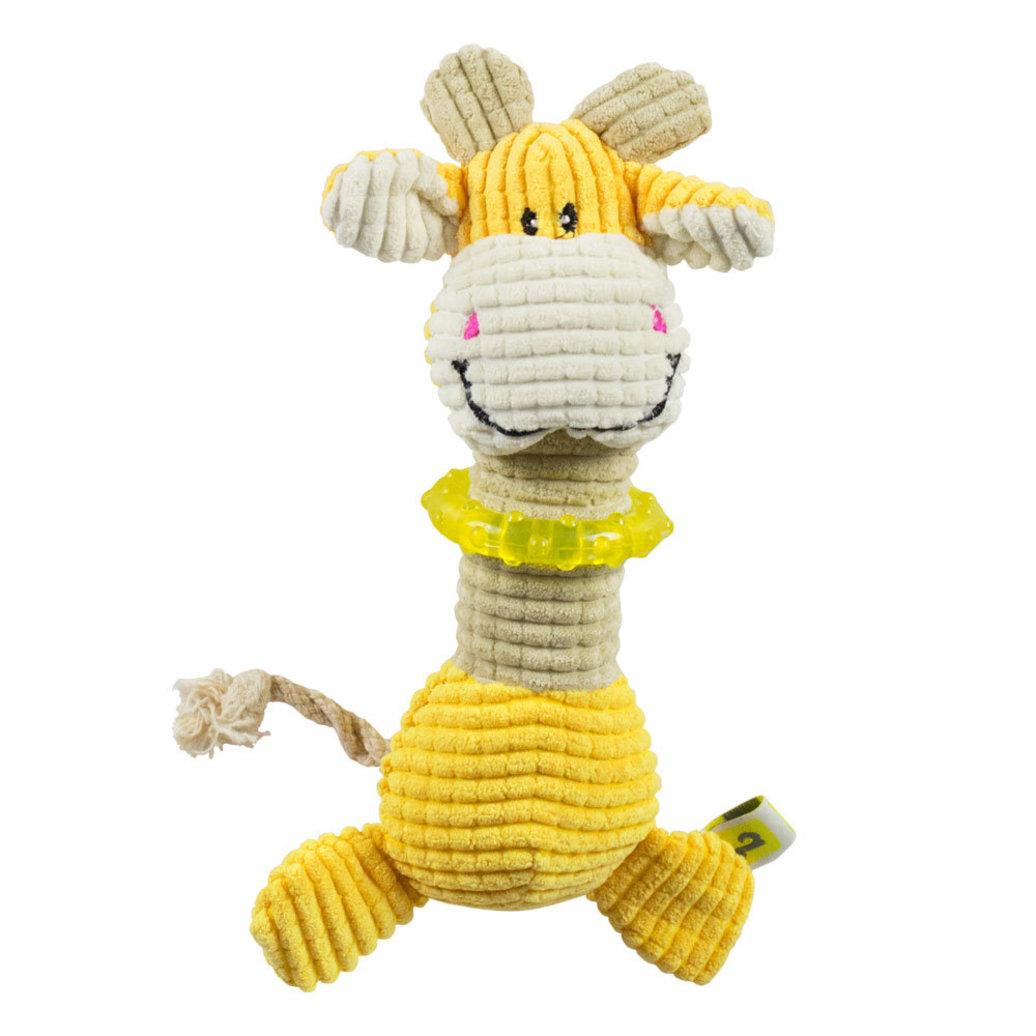 View larger image of Baby Giraffe Puppy Toy
