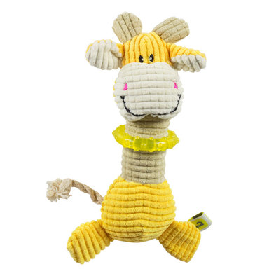Baby Giraffe Puppy Toy