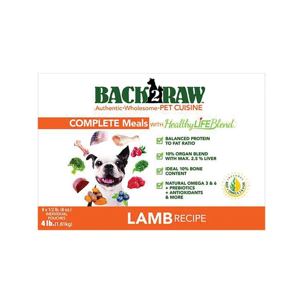 View larger image of Complete, Lamb Recipe - 1.81 kg